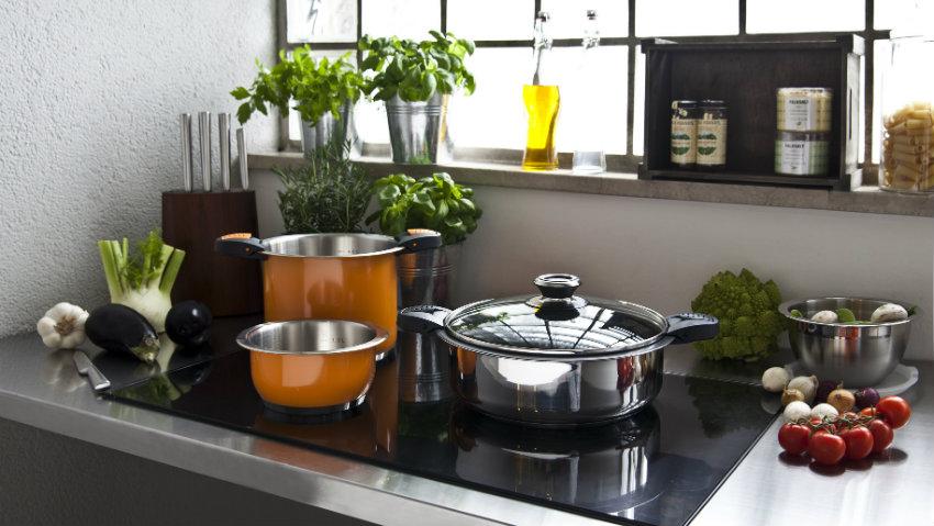 Cucina stile industriale: fusione di antico e moderno DALANI