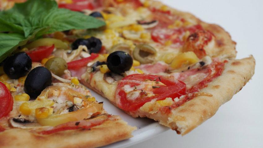Forbici per pizza