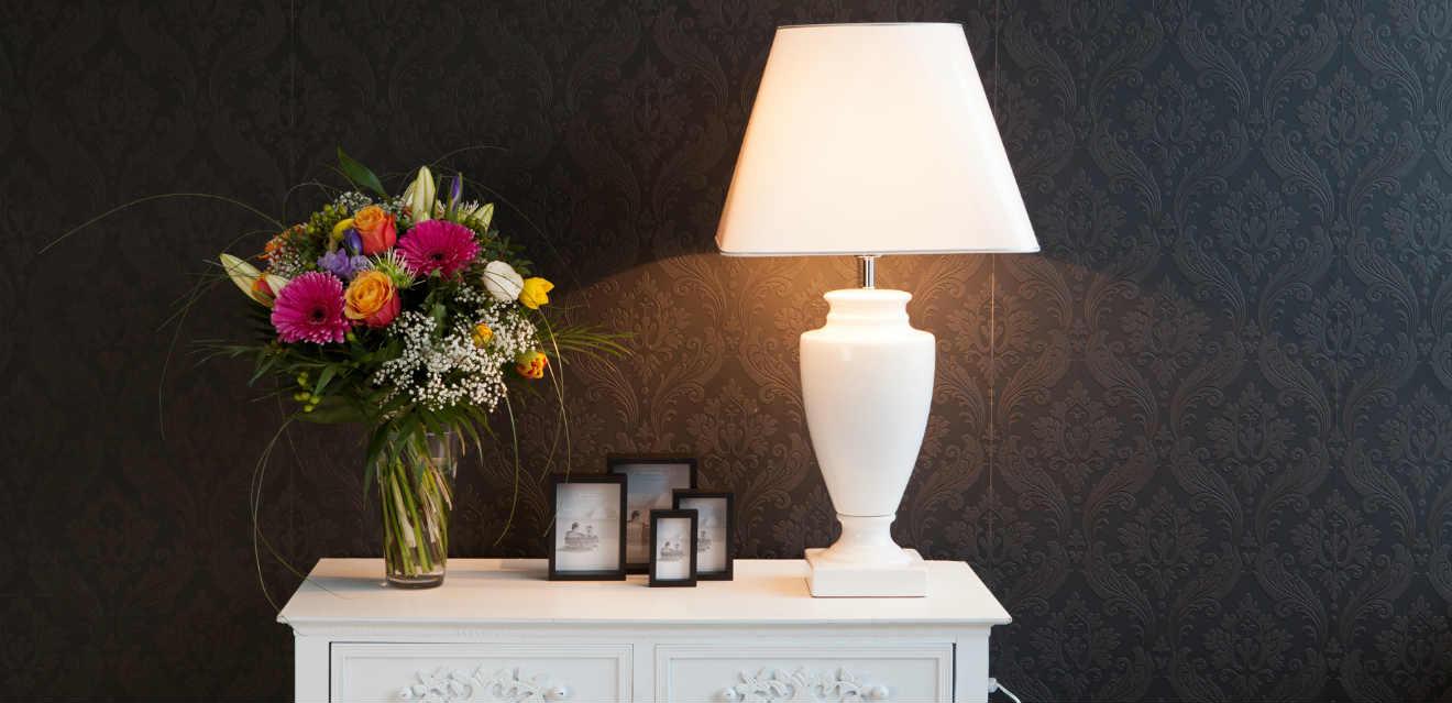 Dalani lampade da tavolo a led design eco sostenibile - Lampada per soggiorno ...