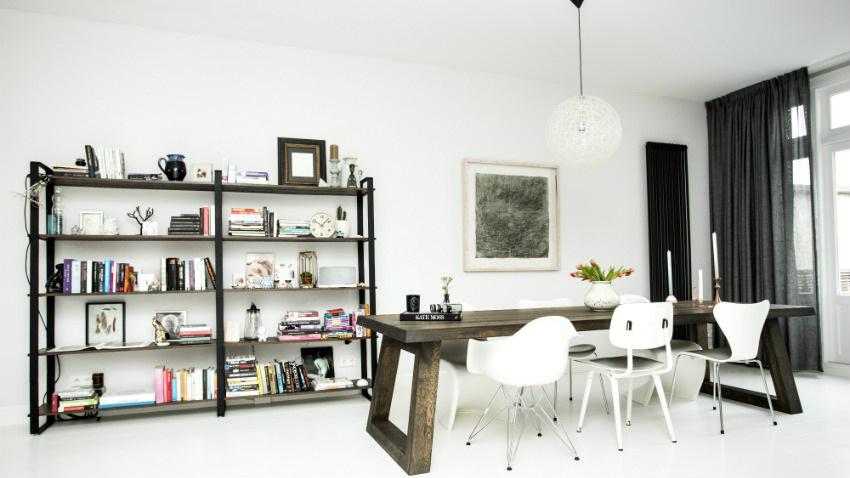 Dalani scaffali per ufficio praticit e stile for Scaffali per ufficio ikea