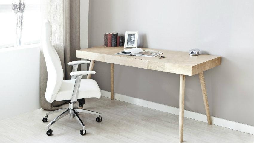 Dalani sedia da ufficio bianca design sobrio e minimal for Sedia da ufficio amazon