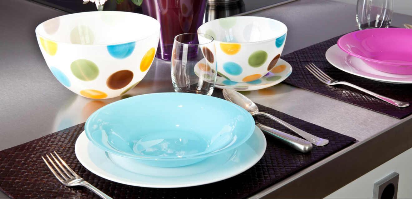 Dalani servizio di piatti country atmosfere bucoliche for Servizio di piatti