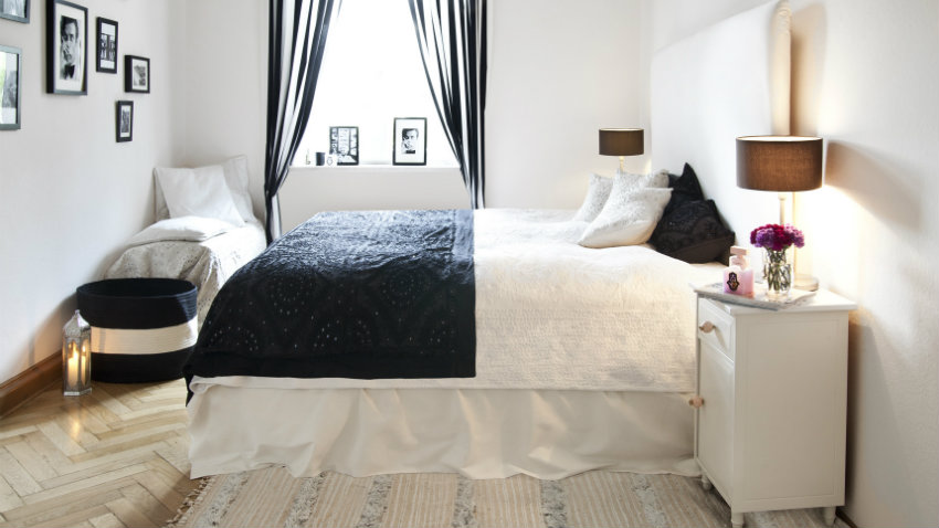Dalani stickers per camera da letto dettagli giocosi - Cuscini camera da letto ...