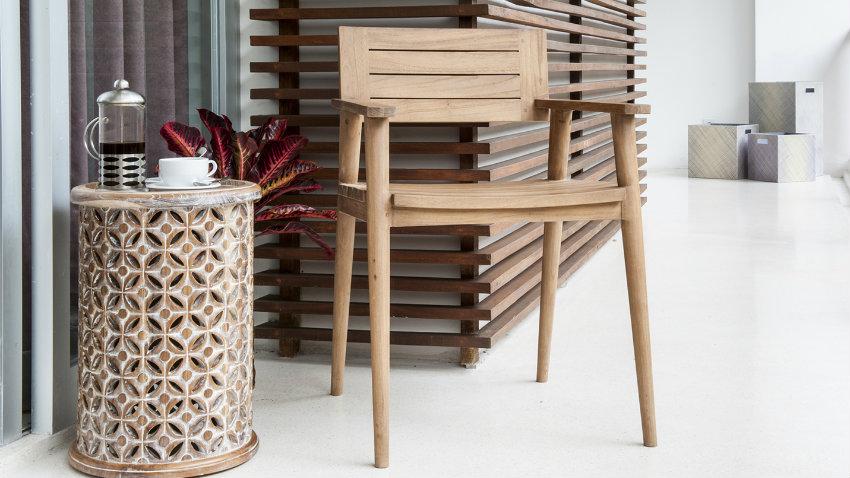 Dalani sgabelli da esterno design moderno per il giardino for Sedie giardino esterni