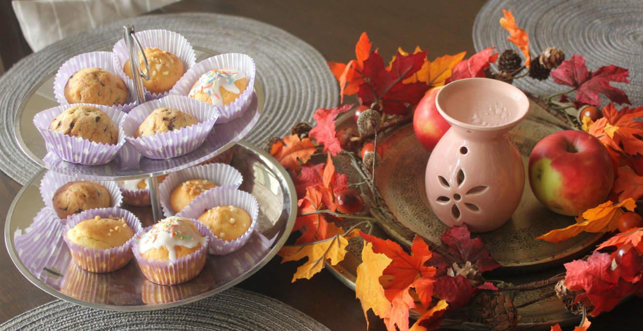 Alzata per muffin