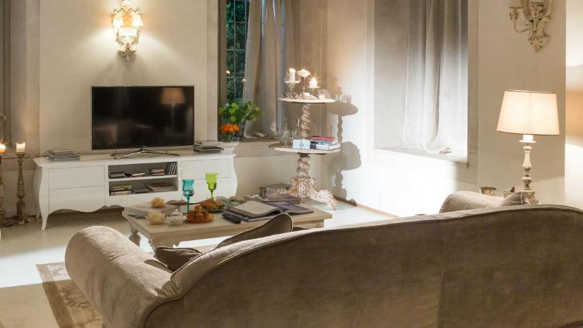 Dalani mensole porta tv arredi funzionali in salotto - Dalani mobili porta tv ...