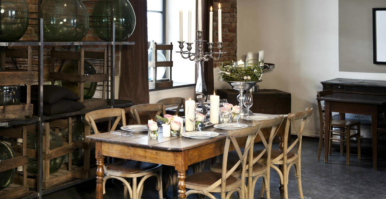 Dalani tavolo rettangolare arredare la sala da pranzo for Tavoli da salone