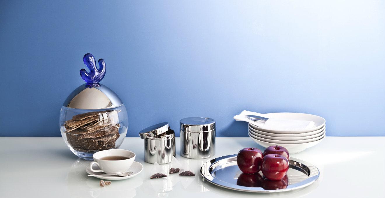 Cucina blu