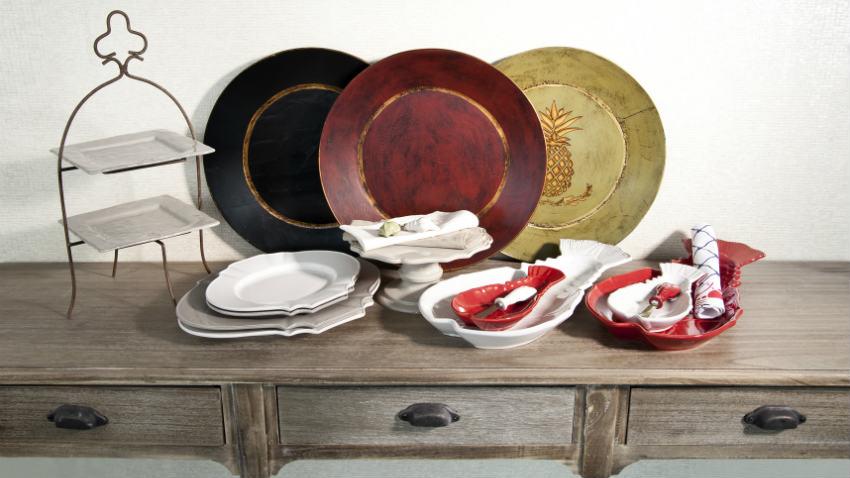 Dalani piatti da parete eleganza in casa - Piatti da cucina moderni ...