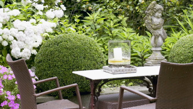 Arredare il giardino consigli di stile ed eleganza dalani for Creare piccolo giardino