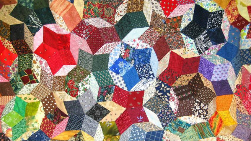 Coperta patchwork
