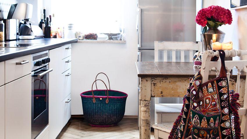 DALANI   Tante idee salvaspazio per la cucina piccola