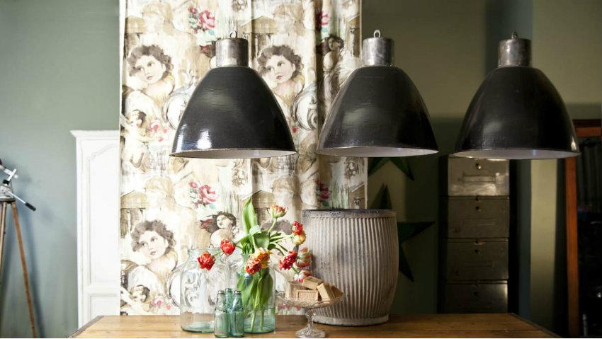 Dalani lampadari da cucina country dettagli di luce rustici - Amazon lampadari cucina ...