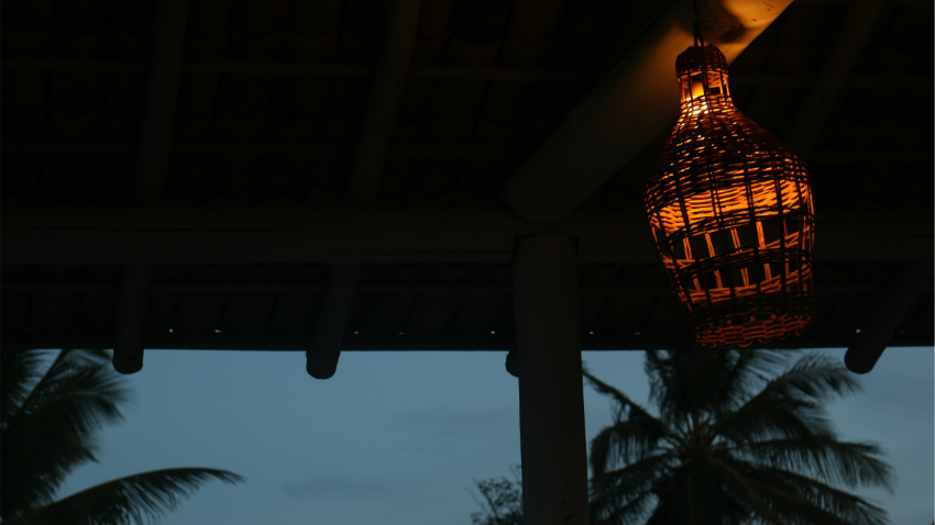 Lampadari da esterno