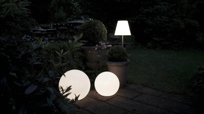 DALANI  Lampade da esterno a LED: luci nella notte