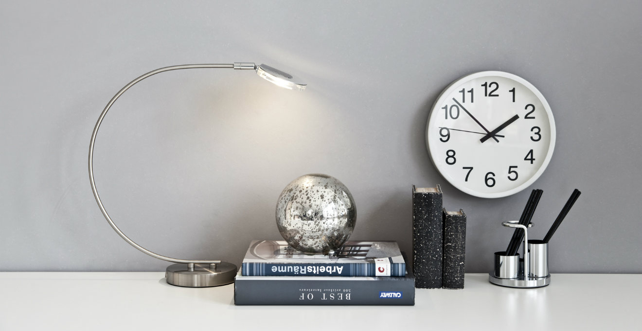 Dalani orologi da parete moderni in acciaio per i puristi - Orologi moderni da parete ...