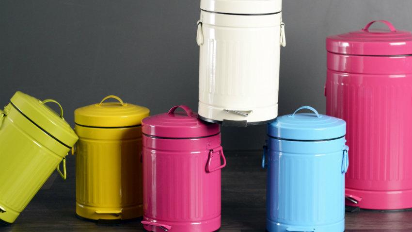 Dalani pattumiera per raccolta differenziata eco friendly - Pattumiere per cucina ...