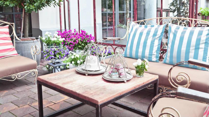DALANI Mobili da esterno: sedie, tavoli & co.