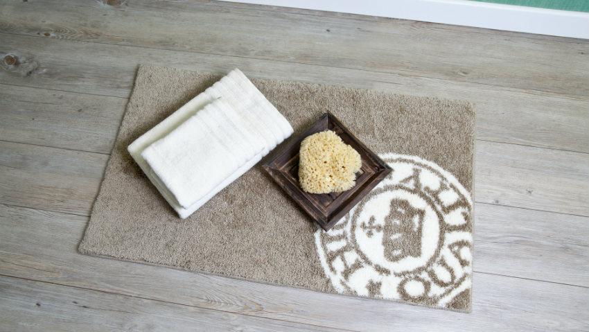 Dalani tappeto da bagno rotondo assoluta morbidezza for Dalani bagno