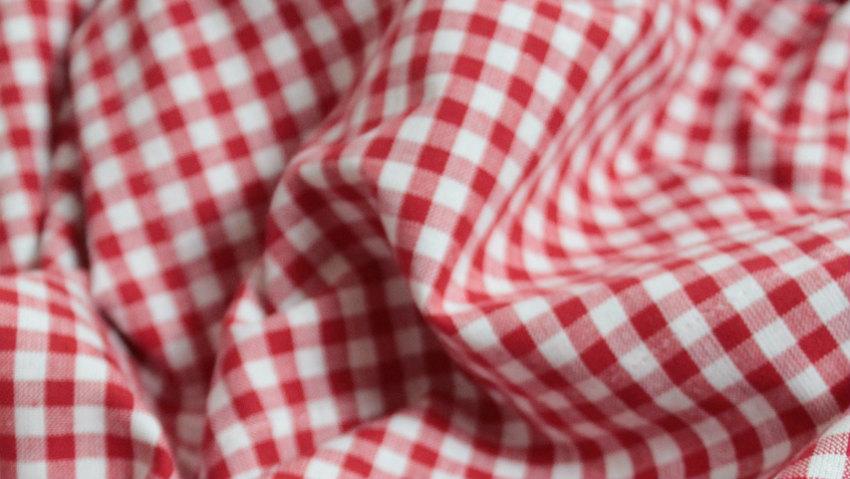 Dalani tende per cucina a quadretti ispirazioni country - Quadretti per cucina ...