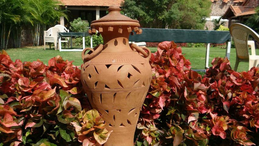 Dalani vasi grandi da esterno per un outdoor chic - Vasi terracotta da giardino ...