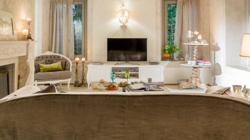 DALANI  Parete attrezzata per soggiorno: comoda e di stile