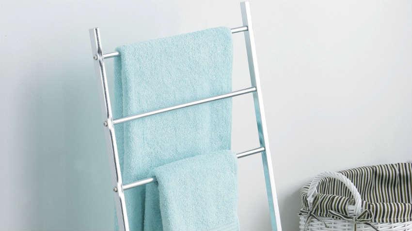 Dalani scala portasciugamani rituali di bellezza e stile - Grucce per costumi da bagno ...