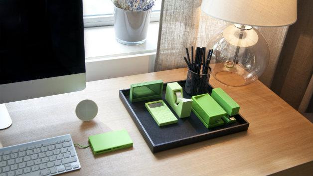 Portaoggetti da scrivania