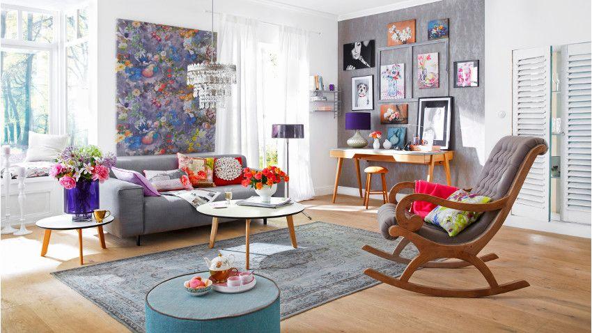 Dalani idee e consigli per arredare il salotto for Idee per arredare il soggiorno foto