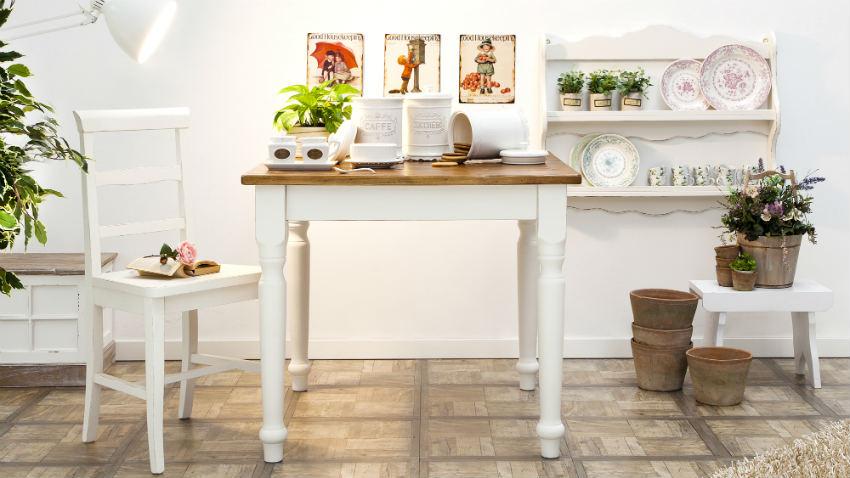 arredamento country chic: lo stile giusto per la casa | dalani - Arredamento Rustico Chic