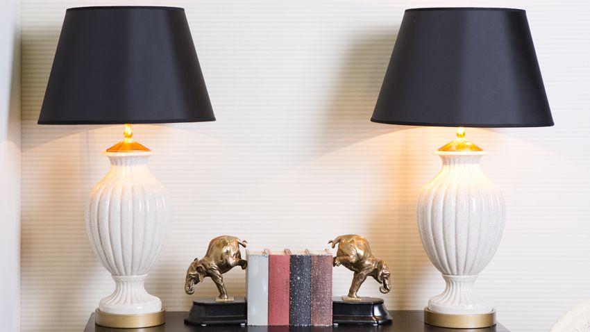 Dalani lampade classiche in cristallo da parete e da tavolo - Lampade da tavolo classiche ...