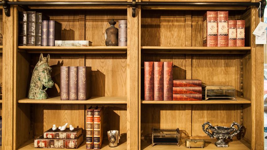 Dalani libreria in legno massello ordine alla cultura for Libreria dalani