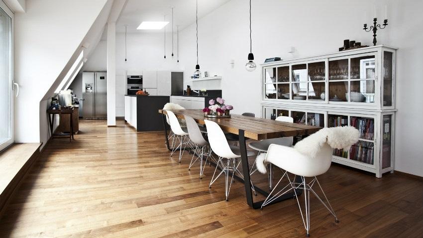 Sala da pranzo moderna contemporanea e di stile dalani for Tende sala da pranzo