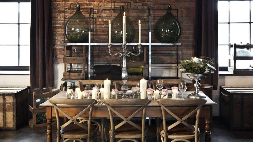 Dalani sedie in legno massello raffinate ed eleganti - Arredamento casa rustica ...