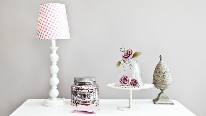 Dalani lampade in stile provenzale punti luce shabby chic for Dalani lampade
