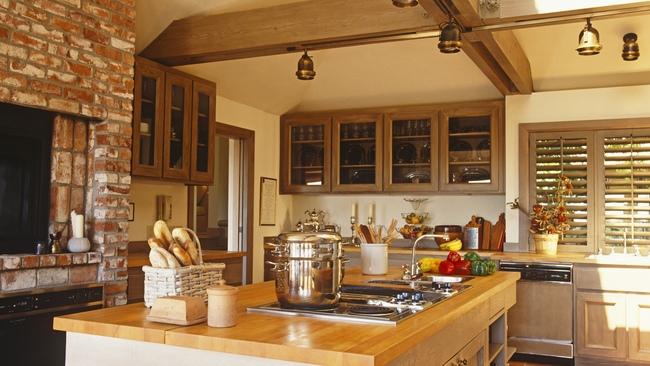 Dalani idee e consigli per arredare cucine americane - Cucine etniche arredamento ...