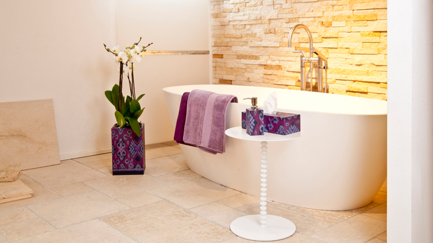 cuscino per vasca da bagno