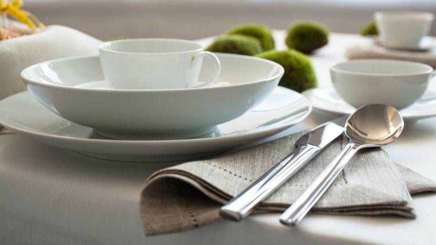 Dalani piatti di design una tavola contemporanea e chic - Servizio piatti design ...