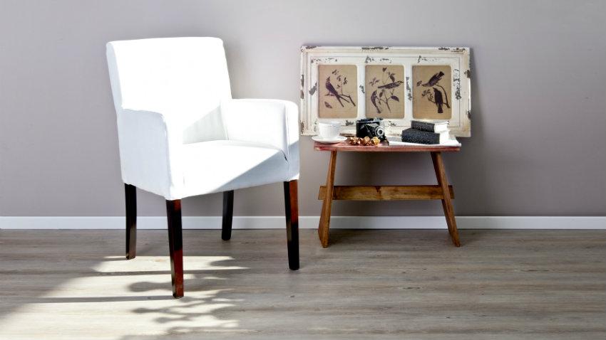 Sedie moderne bianche