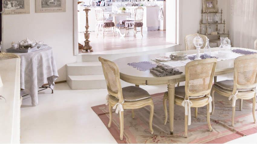 dalani | tavoli allungabili di design: sala da pranzo di stile - Tavoli Rotondi Allungabili Bianchi