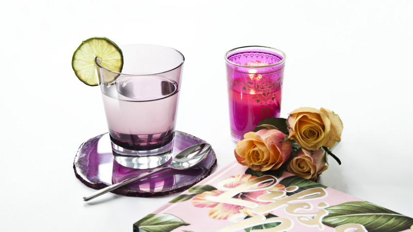 Bicchieri moderni