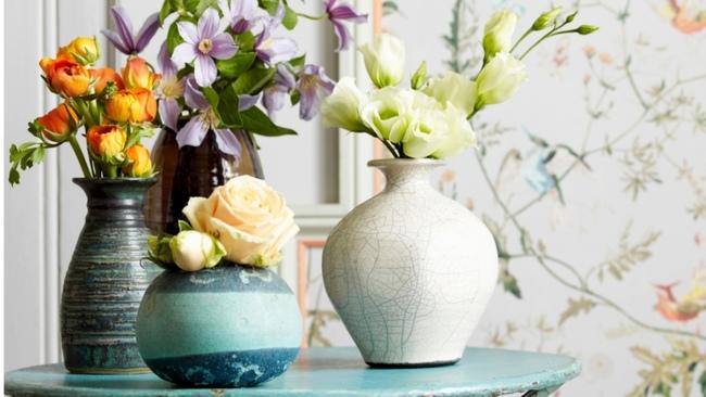 coprivaso in feltro varietà di vasi in ceramica
