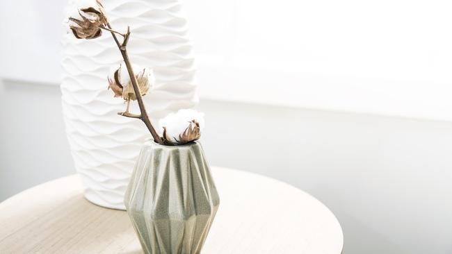 coprivaso in feltro vaso di design