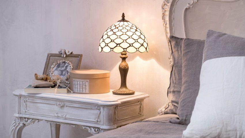 Lampade da comodino classiche