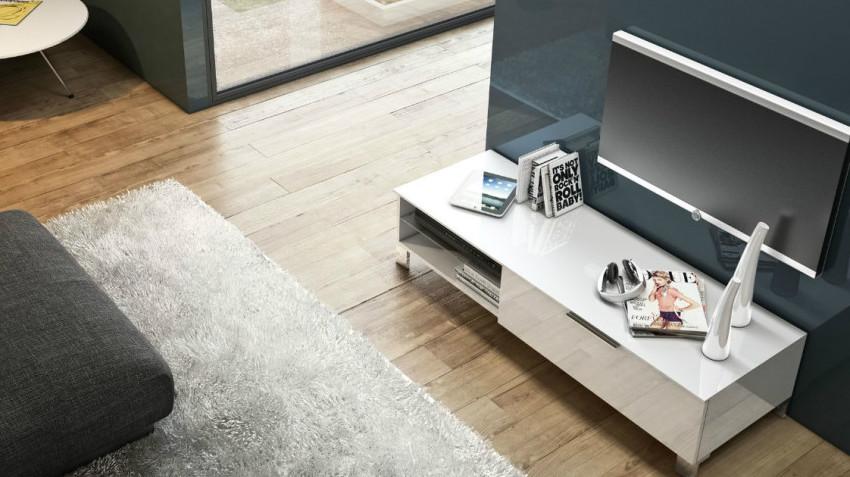 Dalani mobili porta tv di design per soggiorno moderno - Mobile porta tv girevole design ...
