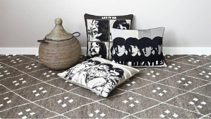 Dalani tappeti da cucina moderni linee contemporanee - Tappeti per bagno su misura ...