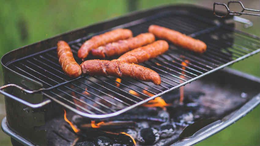 Barbecue a pietra lavica