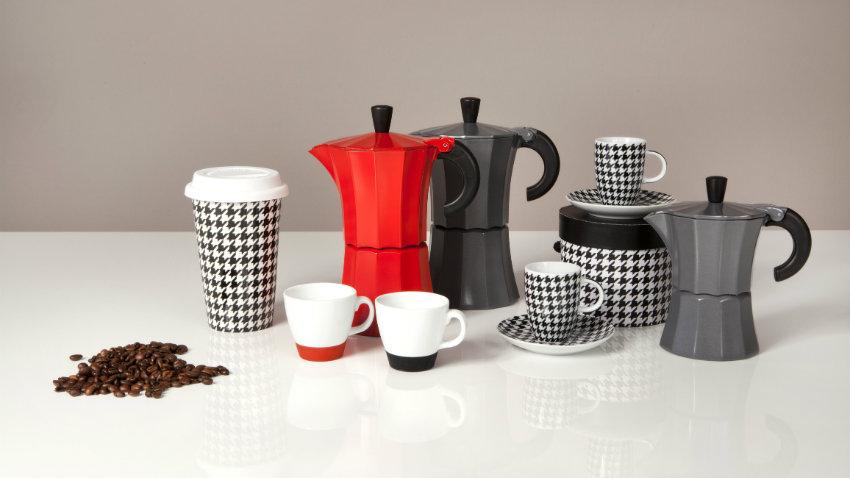 Caffettiera da 1 tazza