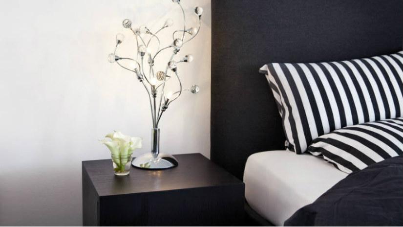 Dalani illuminazione per camera da letto stile e charme - Luci camera da letto ...