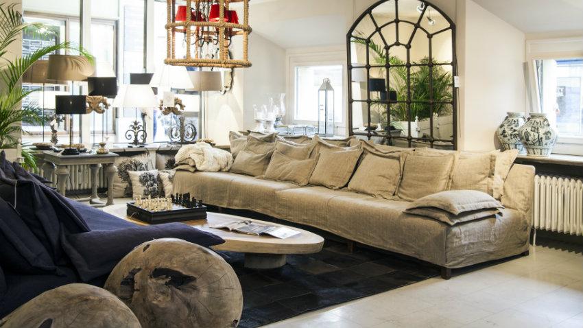 Dalani divani di lusso comfort a 5 stelle for Mobili 5 stelle